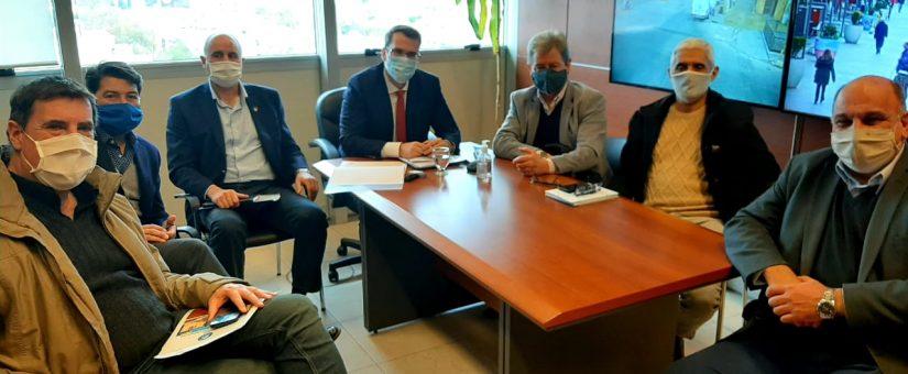 Seguridad privada: la FESJ apoyó petitorio de mejoras laborales