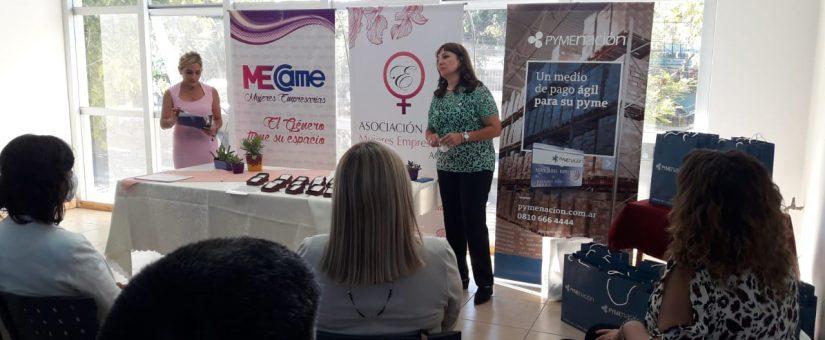 """""""El papel de las mujeres sanjuaninas siempre es fundamental para el crecimiento"""" Adriana Garde"""