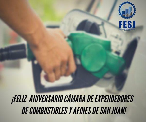 ANIVERSARIO CÁMARA DE COMBUSTIBLES DE SAN JUAN