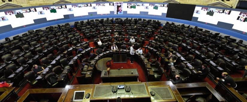 Ley de Acreditación Inmediata: CAME en la Cámara de Diputados