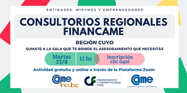 Consultorio Regional FINANCAME