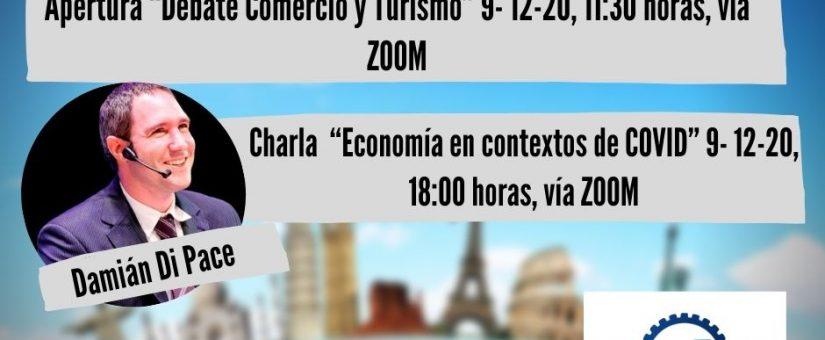 Participá del Foro de Comercio y Turismo, sé parte del debate