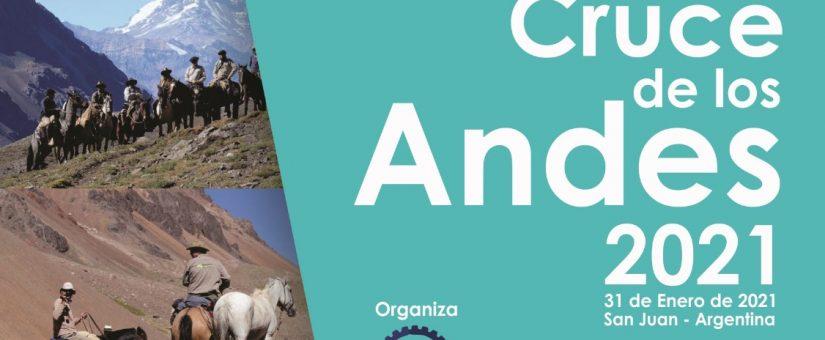 Viví el Cruce de Los Andes 2021