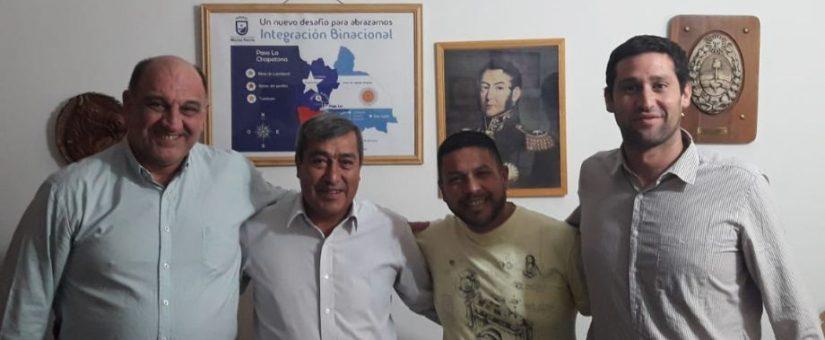 La recién nacida Cámara Empresarial de Calingasta se suma a la FESJ