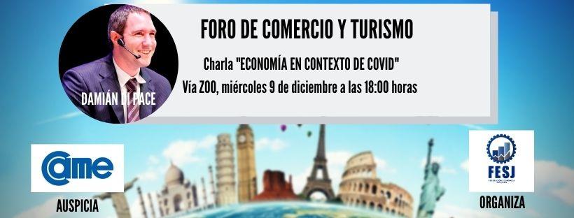 Comienza el Foro de Comercio y Turismo
