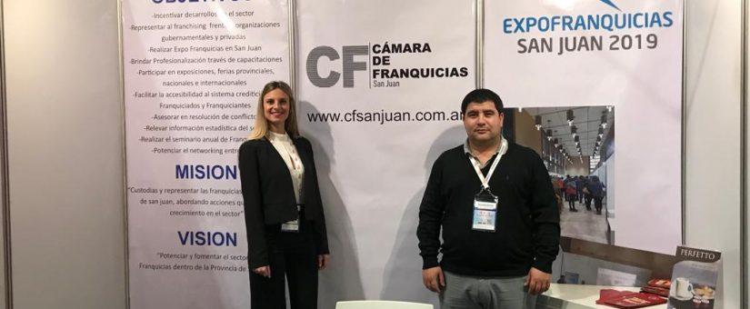 JEFES participó en la Expo Franquicias Argentina