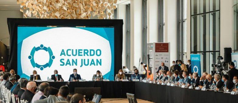 FESJ fue parte de la reunión de Acuerdo San Juan por la segunda ola de Covid-19