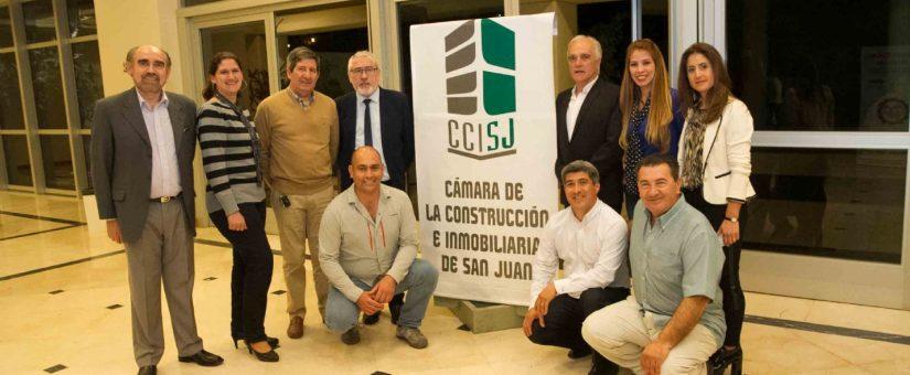 La Cámara de la Construcción e Inmobiliaria de San Juan festejó sus 15 años