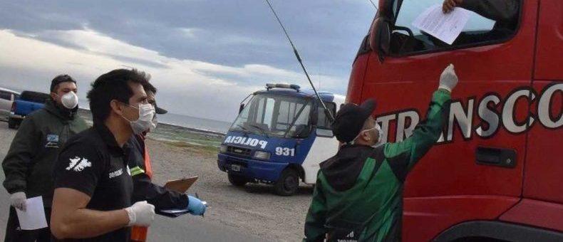 Camioneros: piden atenuar restricciones por Covid-19