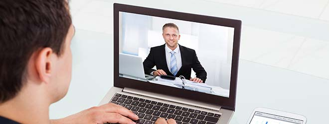 Videoconferencia online financiamiento alternativo Echeq